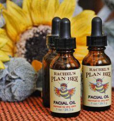 Rachel's Plan Bee Facial Oil    #skincare #faceoil #face #beauty #rachelsplanbee #beautyproducts #dryskin