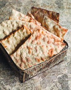 Matzo Recipe for Passover