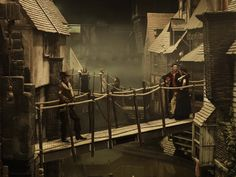 Dickens World - Chatham Maritime Museum, Chatham Dock Yards, Kent