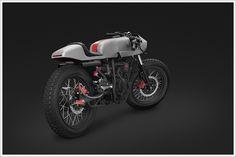 Yamaha Scorpio - ThriveMotorcycles - Pipeburn - Purveyors of Classic Motorcycles, Cafe Racers & Custom motorbikes
