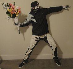 Banksy Hallowe'en Costume