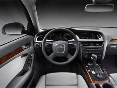 B8 Audi A4 Avant Interior