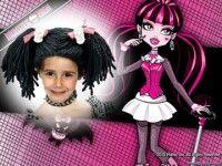 Marco para fotos de Monster High.