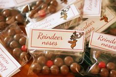 reindeer noses! with download