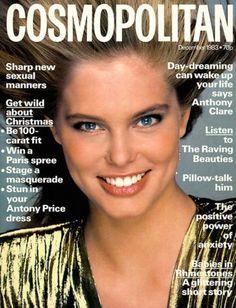 Renee Simonsen - Cosmopolitan 1983