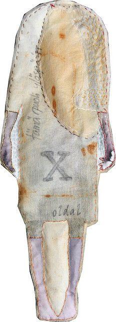 Textile art by Lotta-Pia Kallio
