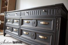 Southern Revivals--Black and brass
