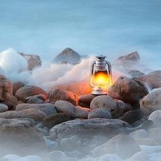 You Are Not One. You are Thousand. Just Light Your Lantern. Rumi