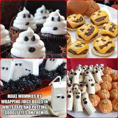 Halloween Party food ideas. mmmmmm!