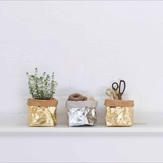 decor, idea, paper bags, uashmama paper, washabl paper, papers, diy, easi storag, bag lamin