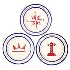 Decorative Plates by Gio Ponti