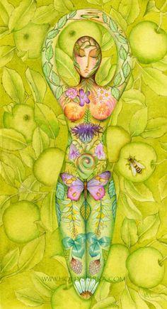 Apple Annie ....Holly Sierra
