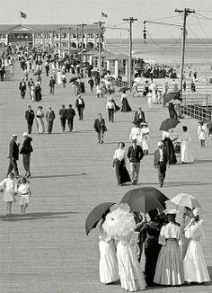 Jersey Shore  - c1905