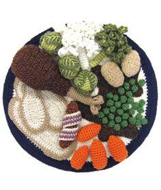 Kate Jenkins / Crochet meals