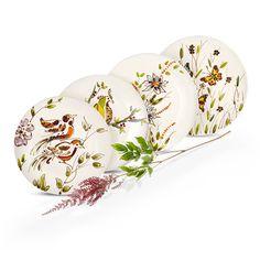 Jardin Dessert Plate (Set of 4)