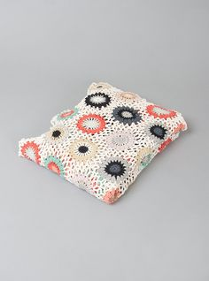 Couverture and The Garbstore - Homeware - Miga De Pan - Leonor Crochet Blanket