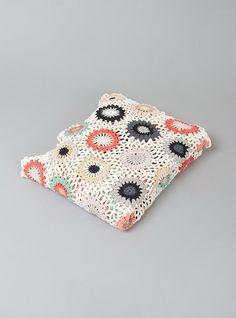 Couverture and The Garbstore - Homeware - Miga De Pan - Leonor Crochet Blanket