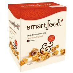 Smartfood® Honey Multigrain Popcorn Clusters