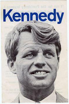 Bobby Kennedy 1968 Campaign