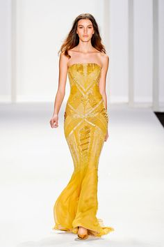 Isn't this J. Mendel gown gorgeous?! http://www.aksworld.net/2012/02/20/new-york-fashion-week-wish/