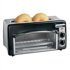 Toaster & Toaster Oven All in One.