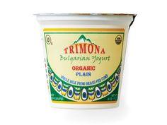 100 Cleanest Packaged Food Awards 2014: Trimona Organic Bulgarian Yogurt http://www.prevention.com/food/healthy-eating-tips/100-cleanest-packaged-food-awards-2014-breakfast?s=11