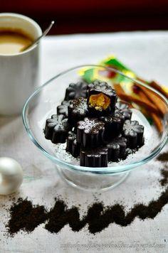 Black Tea Chocolates