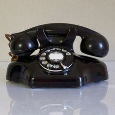 1937 Bakelite Ashtray Phone???
