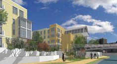 San Antonio Development News - Ave. A Residences Proposed Project - Hixon