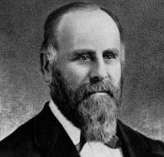 The man who started it all -- Rowland Hussey Macy