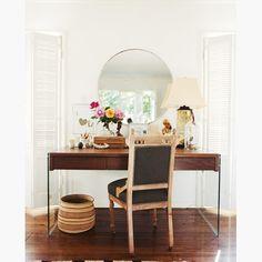 ! mirrors, vanities, desks, vanity tables, homes, cottage style, table designs, bedroom, workspac