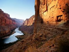 Grand Canyon National Park, Arizona  / Marc Muench, Alamy #visit #travel #hike {i've been to the grand canyon before but i want to go back and do this hike! Nankoweap Trail}