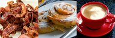 Tart Melt Combo Pack Scent Preview: Morning Breakfast (Bacon, Cinnamon Buns, Cappuccino Brulee)