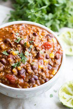 taco soup beef broth, mex soup