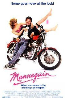 Mannequin, I love the 80's movies!!!