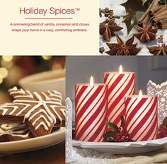 We ♥ holiday spices! #PartyLite