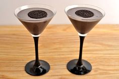 Make a Vanilla Vodka Oreo Shake - wikiHow
