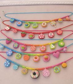 Yes please! sweets bracelet