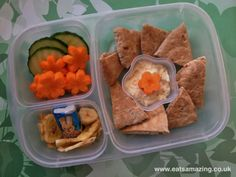 Simple Back to School Lunch