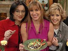 Maybe not my Food Network friends but say HOLA to my amigas from Despierta America and the world!