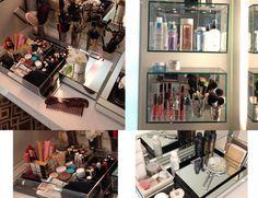 makeup closet