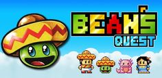 Bean's Quest - One button android game. But trust me, this is as hard as they come! excel android, quicktoplay platform, boston, button android, bean quest, buttons, android game, hard