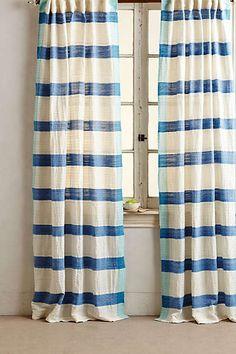 Sanaga Stripe Curtain