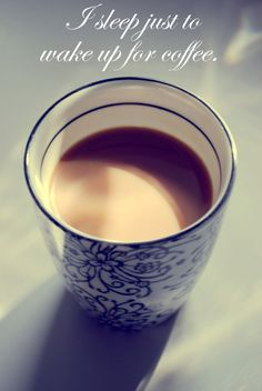 the best thing in the morning #coffee
