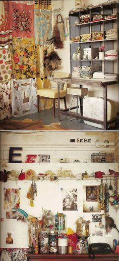 Crafters Dream Space