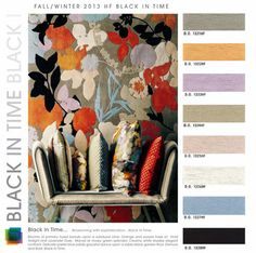 fw14 Trend Color Home Interiors 2