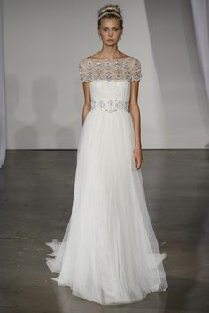 Marchesa Bridal Fall 2013 - WWD.com