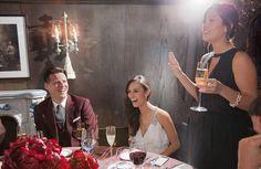 Maid Of Honor Wedding Speech Tips - How To Write The Best Maid Of Honor Wedding Speech - Town & Country Magazine