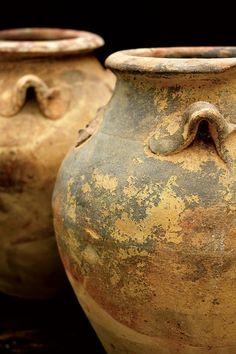 Tsung shipwreck pots | Michael Trapp