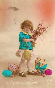 Joyeuses Paques by eclectic gipsyland, via Flickr